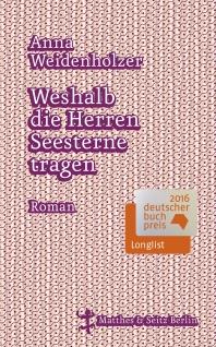 Rezension, Roman, Deutscher Buchpreis 2016