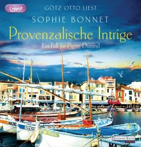 Provenzalische Intrige von Sophie Bonnet