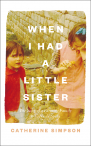 catherine-simpson-when-i-had-a-little-sister