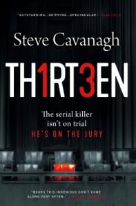 Steve-Cavanagh - Thirteen