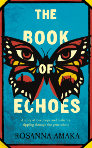rosanna amaka the book of echos