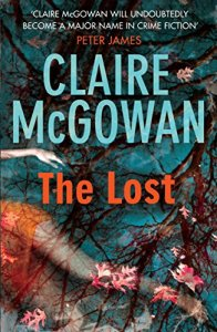 claire mcgowan the lost