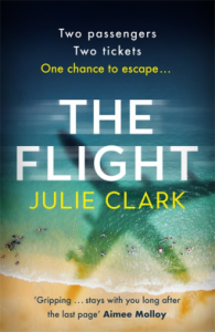 julie clark the flight