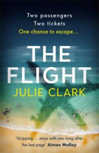 julie clark the flight