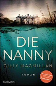 gilly macmillan die nanny